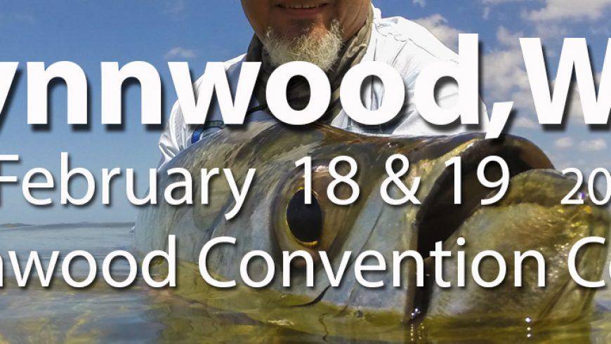 Lynnwood Convention Center February 18 & 19 2017